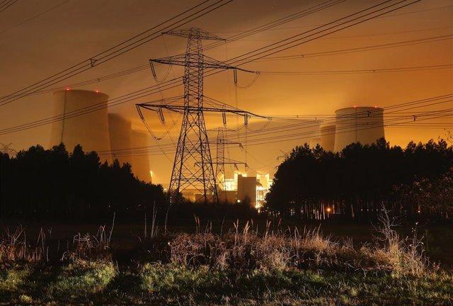 Archivo - Electricitat