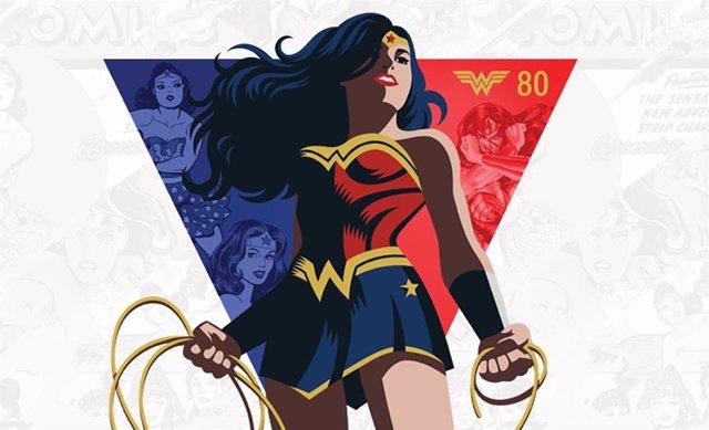 Warner y DC celebran el 80º aniversario de Wonder Woman con la campaña Believe in Wonder