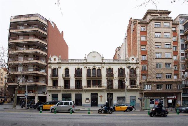 Larquebisbat De Barcelona Cedeix A Lhospital Clínic Un Espai Per Fer Un Nou Centre De Recerca Sanitària