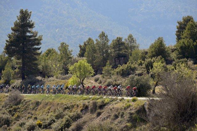Archivo - 100ª edición de la Volta Ciclista a Catalunya