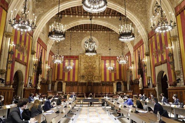 L'Ajuntament de Barcelona acull la presentació dels reptes del Programa 2040 de Barcelona Global.