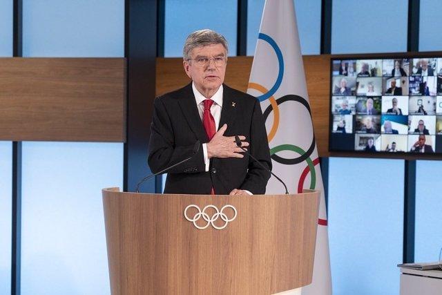 Thomas Bach ha sido reelegido como presidente del COI hasta 2025.