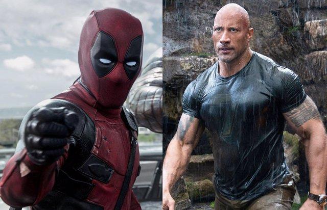 ¿Dwayne Johnson Junto A Ryan Reynolds En Deadpool 3?