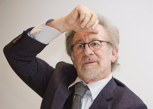 El director Steven Spielberg