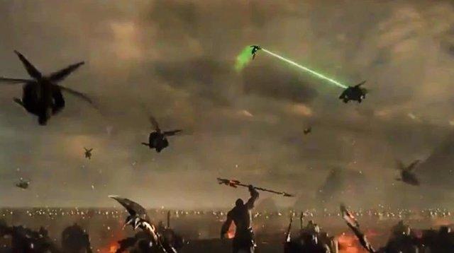 Liga de la Justicia: Green Lantern aparece en el nuevo tráiler del Snyder's Cut y lucha contra Darkseid            MADRID, 10 (CulturaOcio)            Zack Snyder sigue calentando motores para el estreno de su versión de 'Liga de la Justicia', que llega e