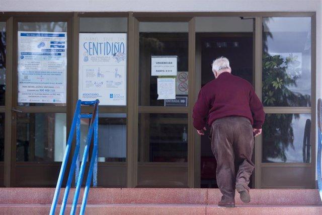 Coronavirus.- La muerte de cinco personas eleva a 2.283 el total de víctimas en Galicia en la pandemia