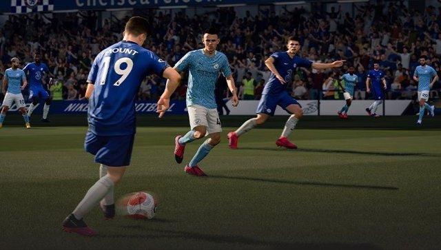 Archivo - FIFA 21