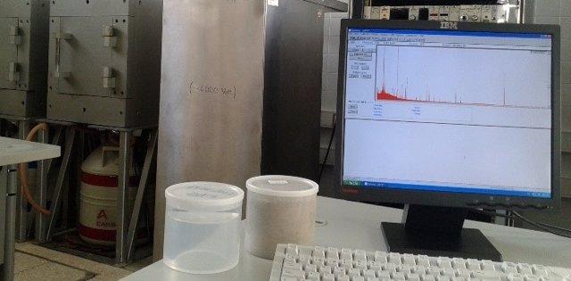 Instalaciones del Laboratorio de Radiactividad del Centro Nacional de Sanidad Ambiental (CNSA) del ISCIII.