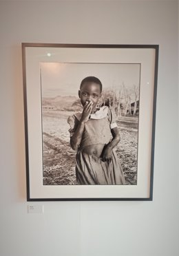 Fotografía 'Mariam' tomada por Carmen Ballvé en Tanzania.
