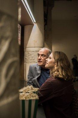 Archivo - Arxiu - 'Making of' del rodatge de l'anunci dels Premis Gaudí