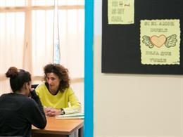 Un centre de menors a Catalunya.