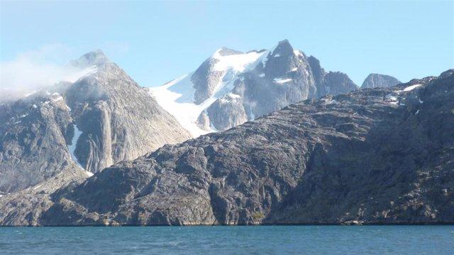 Estructura Maniitsoq en Groenlandia
