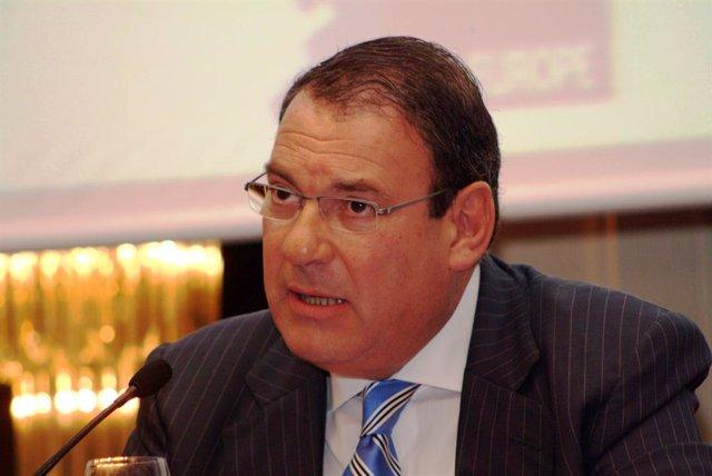 Archivo - Juan Molas, presidente del ITH.