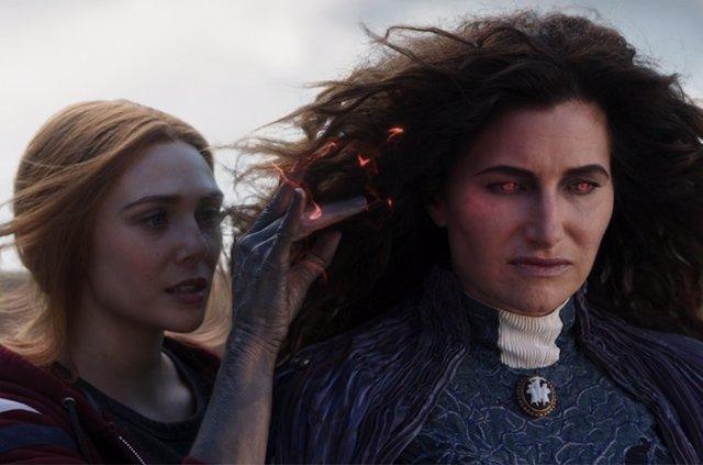 A que hora se estrena lo nuevo de WandaVision (Bruja Escarlata y Visión) en Disney+?