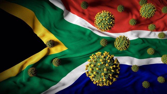 Archivo - Coronavirus, Covid-19, variante Sudafricana