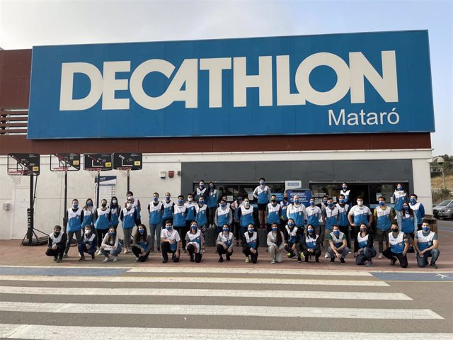 Decathlon Mataró celebra sus bodas de plata.