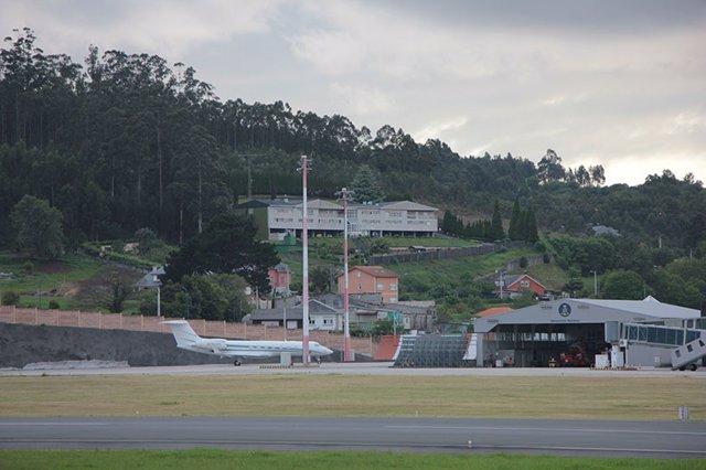 Archivo - Aeropuerto de Alvedro