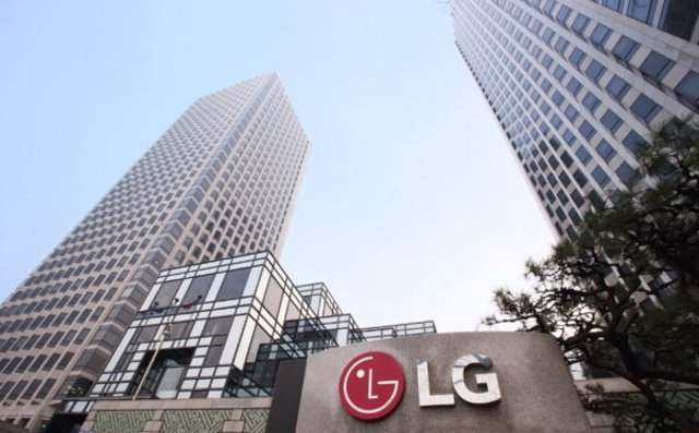 Archivo - Sede de LG
