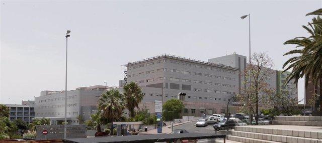 Archivo - HOSPITAL DE LA CANDELARIA