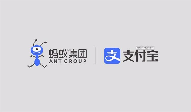 Archivo - Logo de Ant Group