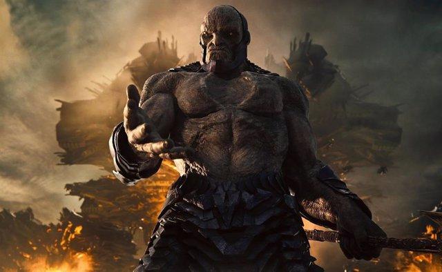 Darkseid en Liga de la Justicia de Zack Snyder