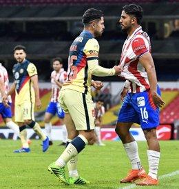 Clásico Nacional entre América y Chivas en la Liga MX