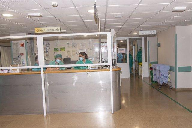 Archivo - Servicio de Urgencias del Hospital Reina Sofía de Córdoba