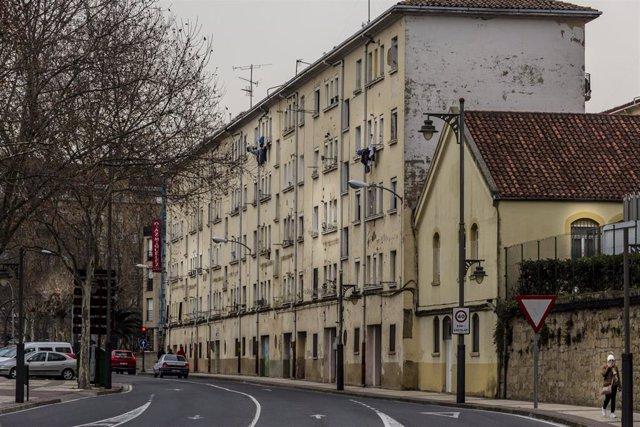 Calle San Francisco de Logroño