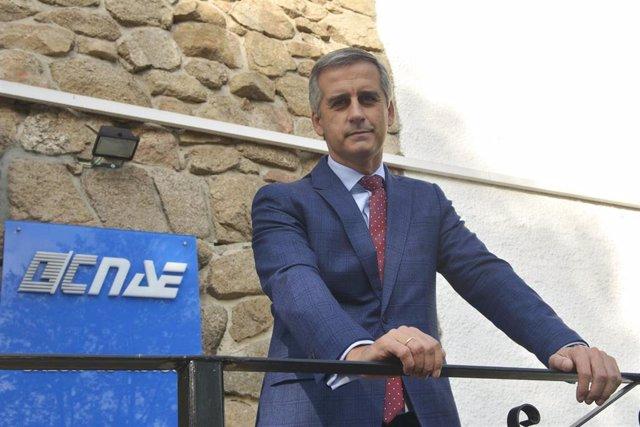 Archivo - El presidente de la Confederación Nacional de Autoescuelas, CNAE Enrique Lorca