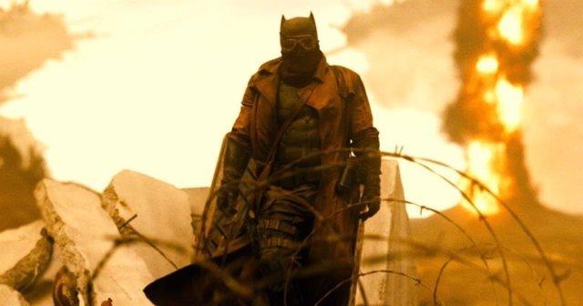 Batman Knightmare en Liga de la Justicia Snyder Cut