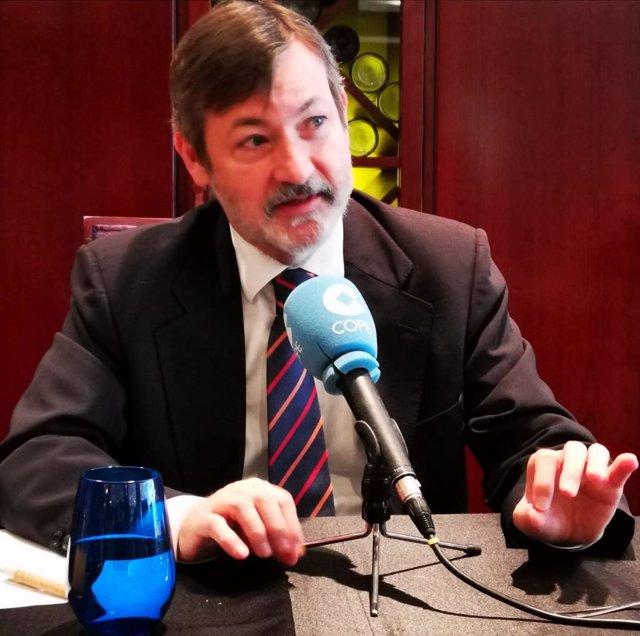 El rector de la Universitat Abat Oliba (UAO CEU), Rafael Rodríguez-Ponga