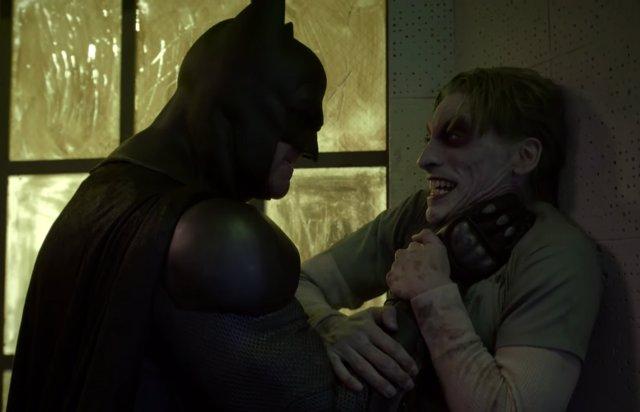 'Batman Dying Is Easy': El Joker Se Muere Y Quiere Que Le Asesine El Caballero Oscuro En Este Brutal Fan Film