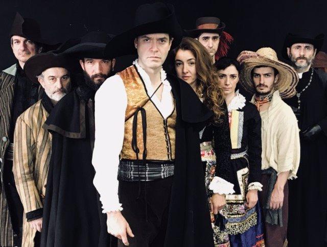 Obra de teatro 'Peribáñez y el comendador de Ocaña'