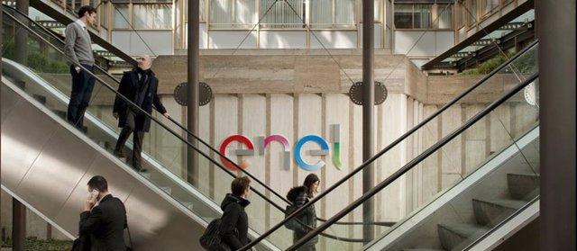 Archivo - Foto de Enel