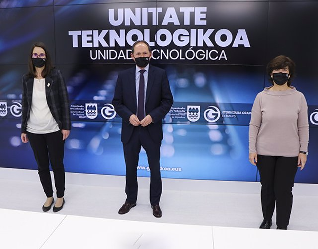 Presentación de la Unidad de Estrategia Tecnológica de la Hacienda de Gipuzkoa
