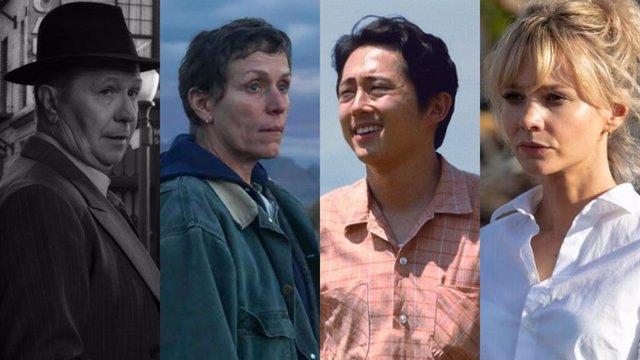 Películas nominadas a los premios Oscar 2021