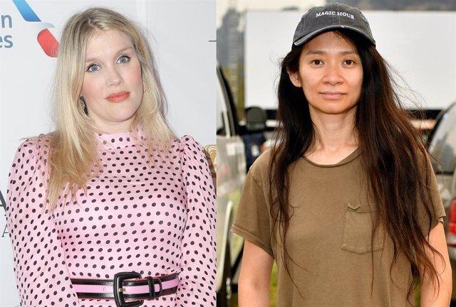 Chloé Zhao y Emerald Fennell hacen historia en los Oscar 2021