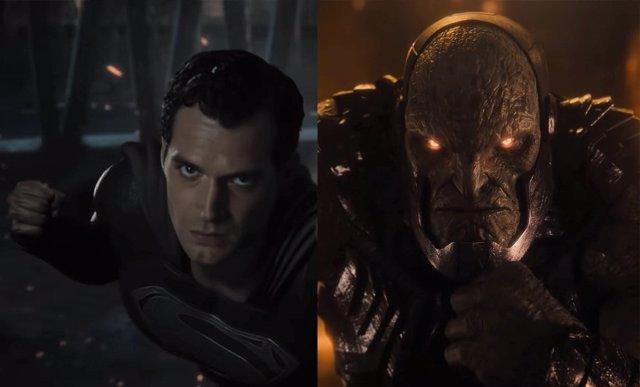Liga de la Justicia de Zack Snyder: Darkseid y Superman protagonizan el épico tráiler definitivo... ¿Con Detective Marciano?