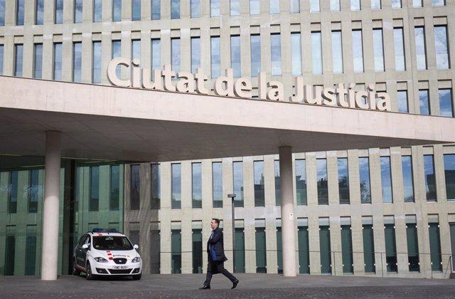 Archivo - Ciutat de la Justícia de Barcelona (arxiu)