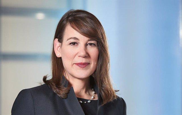 La directora financiera de Royal Dutch Shell, Jessica Uhl.