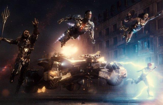 Primeras reacciones a Liga de la Justicia de Zack Snyder