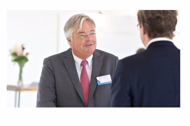 Archivo - El director general de ACEA, Eric-Mark Huitema.