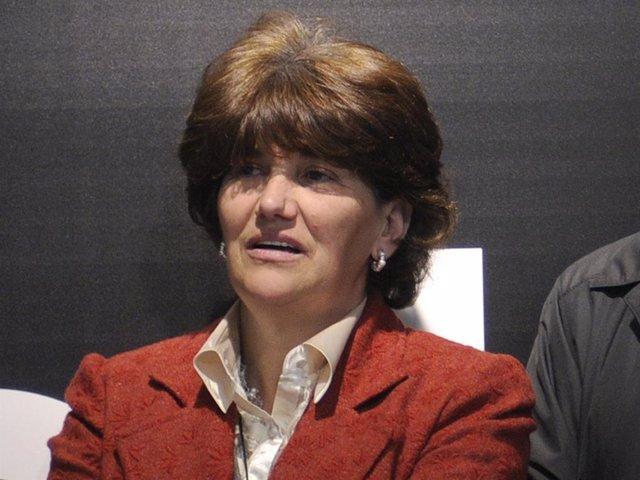 Archivo - María del Carmen, madre de Iker Casillas, en una de sus escasas imágenes en público