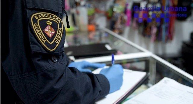 Archivo - Guardia Urbana de Barcelona (ARCHIVO)