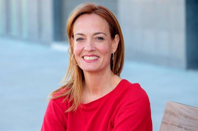 La tinent d'alcalde de Viladecans Elena Alarcón