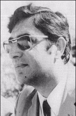 Archivo - José Antonio Gutiérrez Trueba, presidente del Cádiz CF de 1970 a 1975