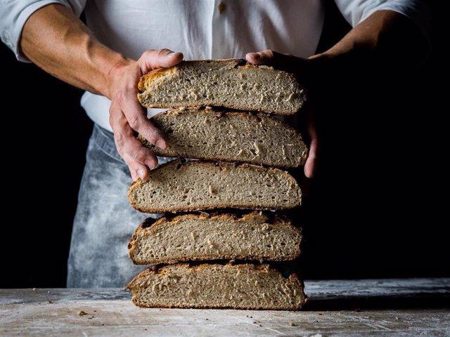 El pan de trigo sarraceno es una alternativa muy sana, y apta para celiacos, al pan de trigo tradicional
