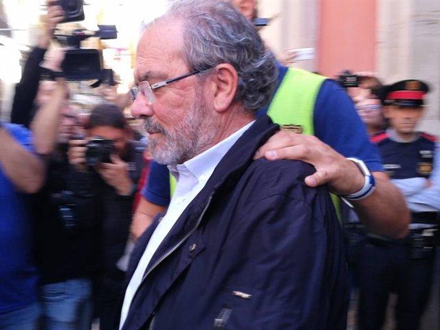 Archivo - Detienen al presidente de la Diputación de Lleida, Joan Reñé, en una operación contra la corrupción