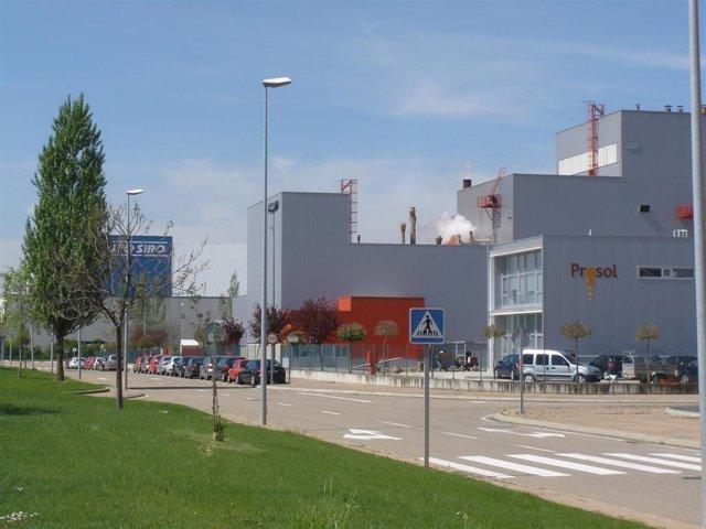 Archivo - La Diputación de Palencia eleva su presupuesto para consolidar el tejido industrial rural hasta 1,8 millones