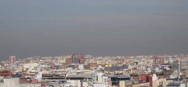 Archivo - 'Boina' De Contaminación